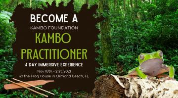Kambo Practitioner Training @ The Frog House